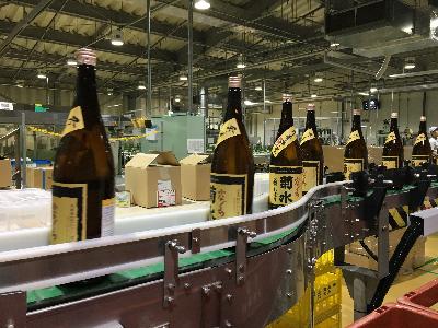 11月15日『冬季限定 吟醸ふなぐち菊水一番しぼり一升瓶』が出荷開始!