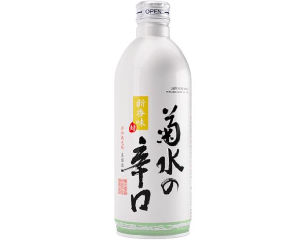 【新商品】菊水の辛口500mlを発売します
