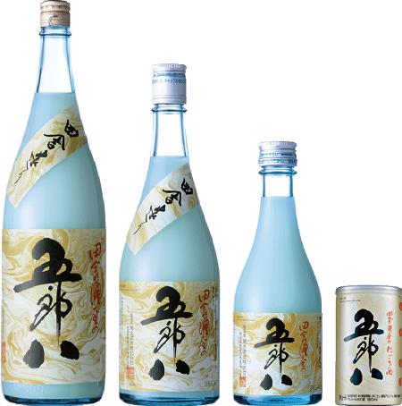 冬季限定 にごり酒 『五郎八』 本日より出荷開始です!