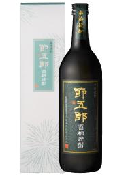 日本酒蔵元の本格焼酎 節五郎 酒粕焼酎